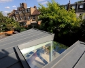 thumbs house extension 4 Modern Extension of Edwardian Terrace House in London