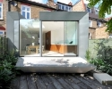 thumbs house extension Modern Extension of Edwardian Terrace House in London