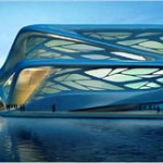 Cultural District of Saadiyat Island – zaha hadid