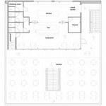 1250548235 beachclub first floor plan 830x900 150x150 Beachclub / Spanjers Architect