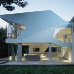 Utopian Alan Voo House | Neil M. Denari Architects