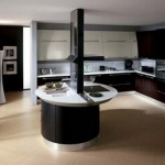 Kitchen Color Trends Abound in Flux by Scavolini