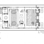 Wallflower Six Ramsgate 03 First Storey Plan 150x150 Wallflower Architecture + Design   Enclosed Open House