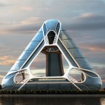 New Orleans Design – Mammoth Pyramidal Arcology