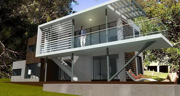 Tony Owen / NDM Architects – Bundeena Housing Project