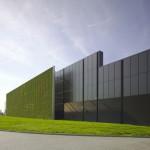 World's First LEED Platinum Data Center – Germany