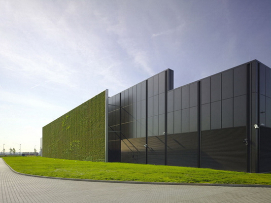 World's First LEED Platinum Data Center – Germany