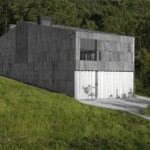 Cork House by Arquitectos Anonimos