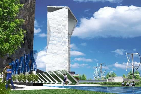 Germany Uncovers World Class Sustainable ECO CITY