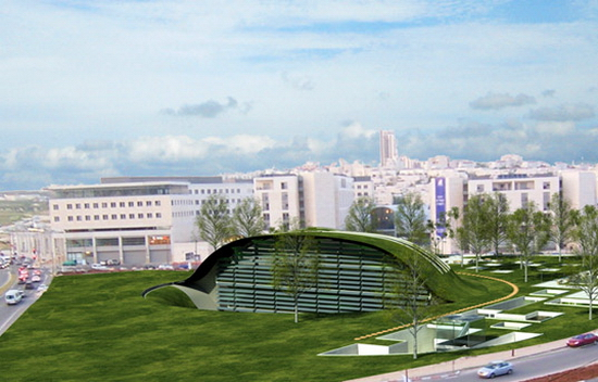 GREEN GLOBE: Plans for Israel's New Eco-Hub Revealed