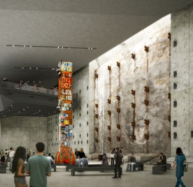 Images released for 9/11 Museum