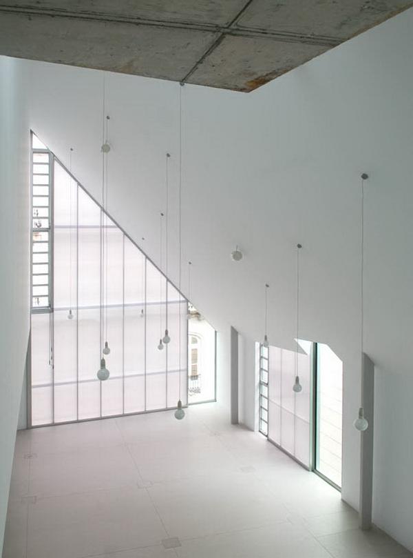 Irisarri + Piñera – Galician Architects Central Office in Vigo