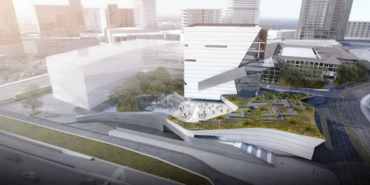 Morphosis Arhictects – Perot Museum of Nature and Science