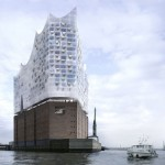 Herzog + de Meuron's Hamburg Philharmonic Concert Hall Breaks Ground
