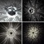 Stunning Wall Shadows – Pattern Light Fixture Designs