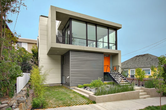 Pb Elemental Architecture – Modern House with Small Budget
