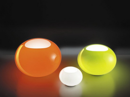 Awesome Colorful Glass Lamps – Noa by Lucente