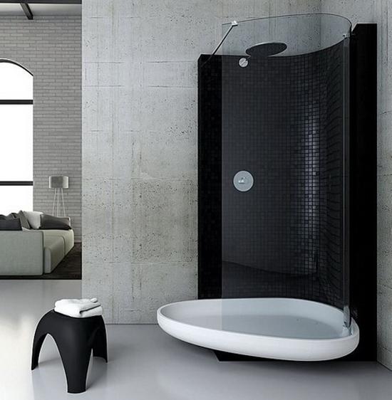 Cool Showers by Glass Idromassaggio