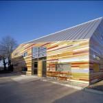 Drost + van Veen architecten – Day care centre de kleine Kikker