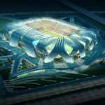 Dalian Football Stadium by Ben van Berkel – wonder stadium