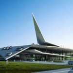 First Drive-Through Museum in the World Coming to China