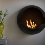 Wall-Mounted Fireplace : Cupola