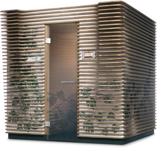 Pre-Built Sauna Biorhythm | Klafs