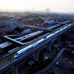 The World's Fastest High Speed Train born in China
