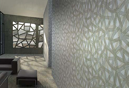 Arte of Belgium – Wall Paper and Wall Coverings