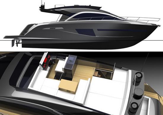 Yacht – Sentori 50 R by Motion Code Blue