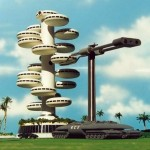 Utopian Sea Cities of The Future | Assembled by Robots?
