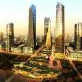 Green Geothermal District Project in Beijing Revealed by SOM