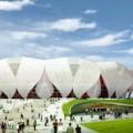 NBBJ and CCDI |Hangzhou Sports Park