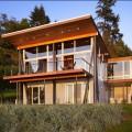 Vandeventer + Carlander Architects | Vashon Island Cabin