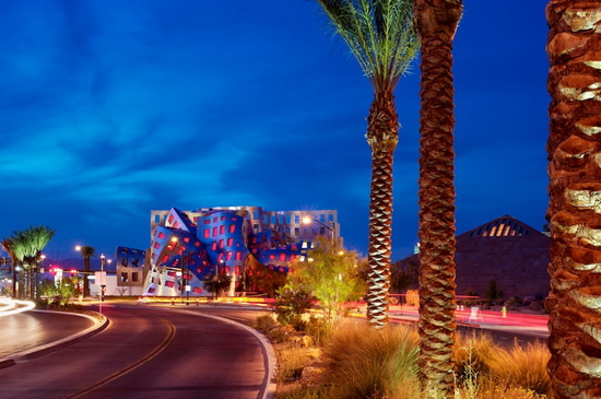 Frank Gehry | Lou Ruvo Center for Brain Health