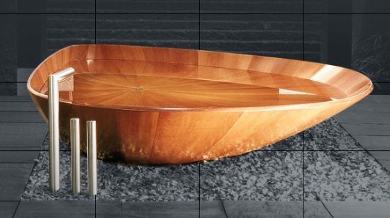Ocean Shell Tub 10 Modern Bathtub Designs For 2010