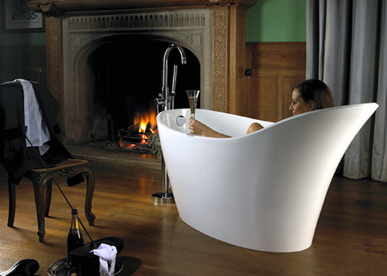 Ravello Amalfi tubs by Victoria Albert 10 Modern Bathtub Designs For 2010