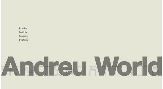 Andreu World GRATIS Modelos 3D de parte de fabricante que