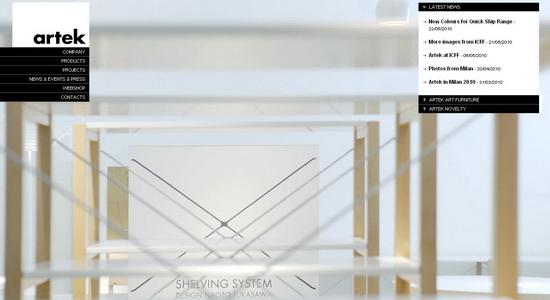 artek GRATIS Modelos 3D de parte de fabricante que