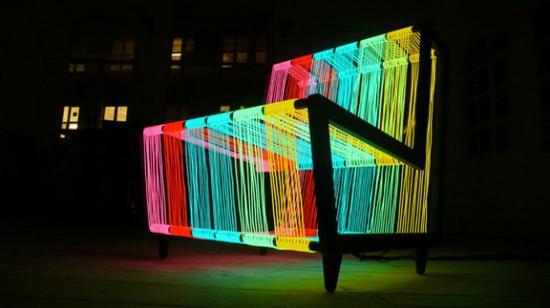 Disco Chair by Kiwi & Pom