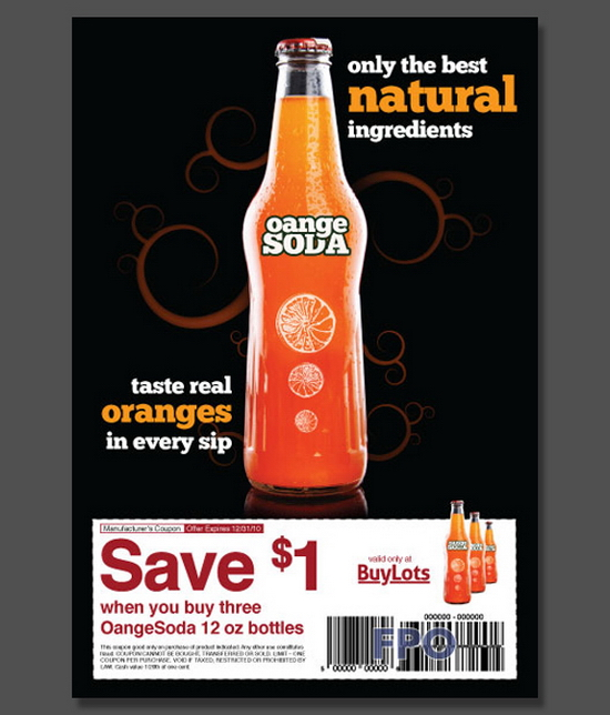 oange soda commercial Illustrator Tutorials and Resources
