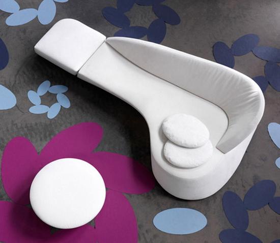 Leolux | Modern Retro Sofa