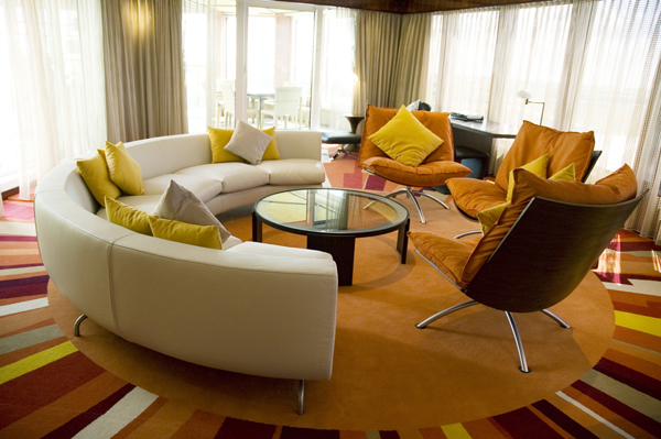 Selecting the Perfect Carpet for a Living Room