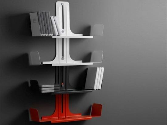 Domodinamica – Alibook | Modular Shelving System