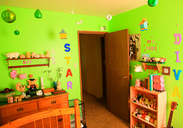 Theme Or Color Scheme Work Best For Decorating Children's Rooms