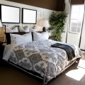 Creating a Natural Guest Bedroom Decor