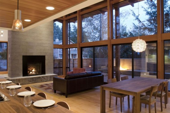 Scott Edwards Architecture - The Mulligan Residence