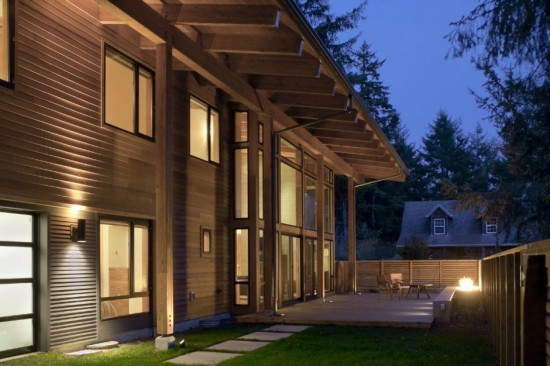 the mulligan residence 8 550x366 Scott Edwards Architecture | The Mulligan Residence