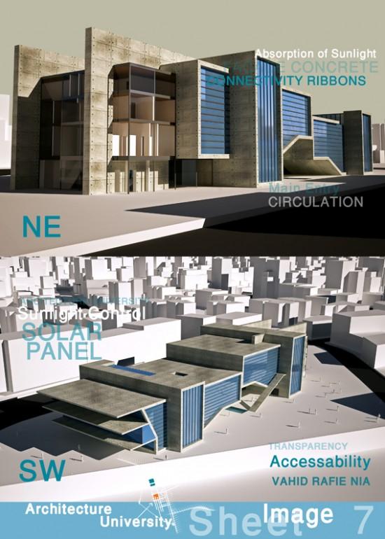001 Architectural Concept – Architecture University