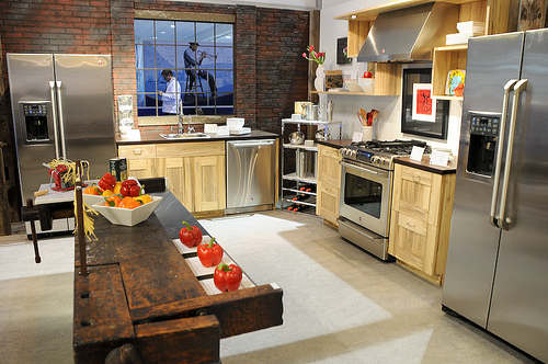Work The Triangle For Best Kitchen Function